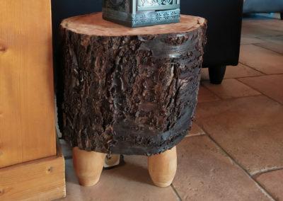 petit meuble bûche - - L'Atelier de Valérie, vente en ligne